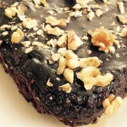 Gezonde brownies; suikervrij, glutenvrij en lactosevrij